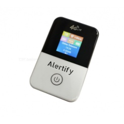 4g MiFi Mobile Hotspot with 1 GB global SIM card