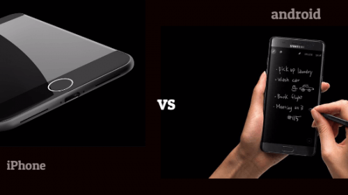 iPhones Prevail Over Android in Smartphone Performance Battle